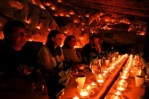 Sosial ledersaming  Risen grotte i 2012