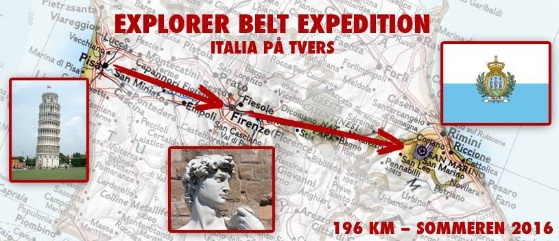 explorer belt 2016